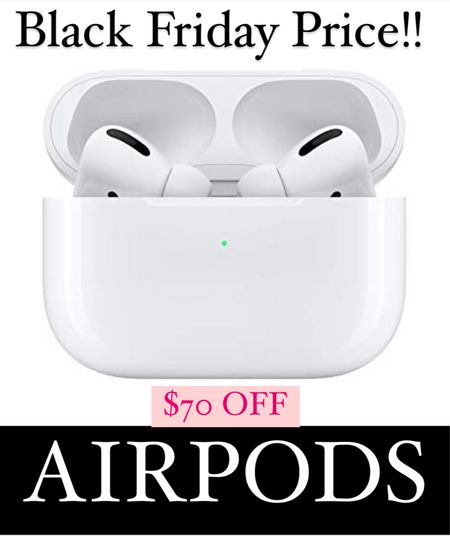 Airpods on sale!   #LTKGiftGuide #LTKSale #LTKfamily
