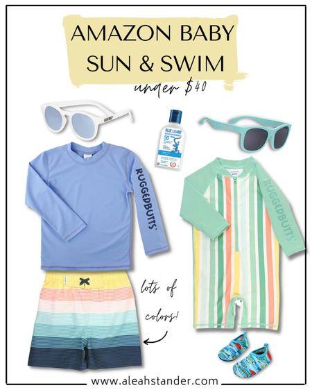 Baby boy sunglasses, baby boy sunsuit, baby boy, Amazon baby must haves, Amazon baby boy clothes, Amazon baby swim, Amazon baby clothes, baby polarized sunglasses, baby swimsuit boy, baby swim shoes, baby swimming, baby summer essentials http://liketk.it/3hIoP #liketkit @liketoknow.it #LTKbaby #LTKunder50 #LTKswim