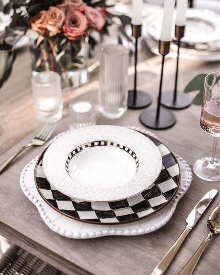 Sharing my 6 TIPS for summer entertaining on my ig stories today.  Also sharing details on all these stunning pieces from @mackenziechilds.    To get the links for my home decor...go to my Instagram stories & swipe up. You can also go to www.Stylin.me #ad #mackenziechilds #liketkit @liketoknow.it http://liketk.it/3ieWq