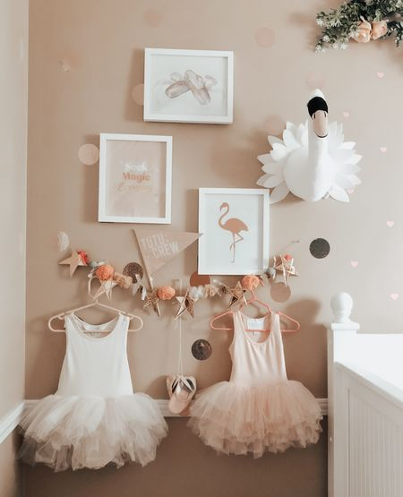 Girls Room Decor. Girls Nursery. Wall Decor. Decals. Hooks. Prints for kids room. Under $50. xo lovelies and thanks for shopping with me!     #LTKbaby #LTKhome #LTKkids