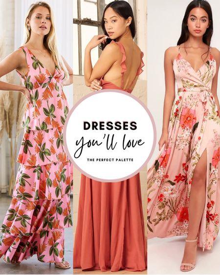 Floral Print Dresses You'll Love in Coral and Shades of Pink 💖🧡    #weddingguestdresses  #bridesmaiddresses #wedding #summerdress #summerfashion #bridalshowerdress #bridalshowerdress #lulus #LTKSeasonal  #dress #weddingguest #nordstrom #weddingguestdress  #liketkit #LTKunder100 #LTKhome #LTKfit #LTKunder50 #LTKstyletip #LTKcurves #LTKfamily #LTKswim #LTKsalealert #LTKwedding #LTKshoecrush #LTKitbag #LTKtravel @shop.ltk http://liketk.it/3emy0