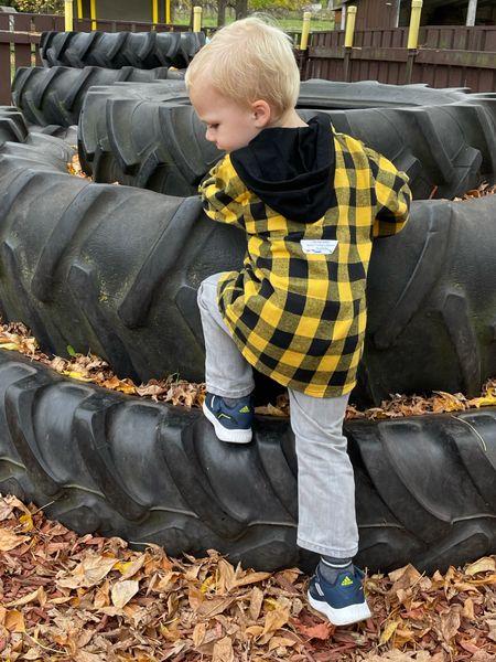 Amazon fashion toddler flannel, toddler plaid shirt, toddler boy outfits, toddler boy clothes Toddler sneakers, toddler jeans   #LTKkids #LTKSeasonal #LTKunder50