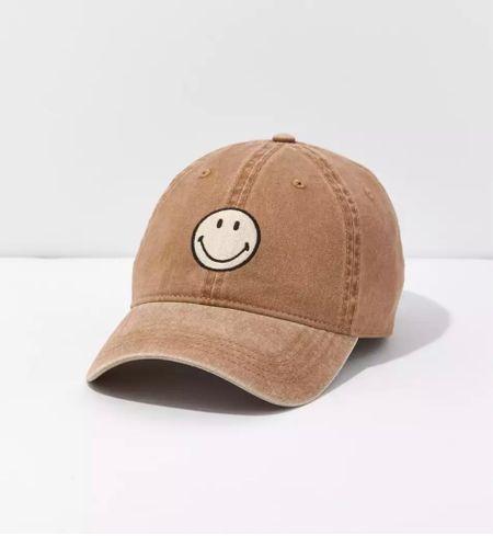 Smiley face hat, happy face   #LTKsalealert #LTKstyletip #LTKunder50