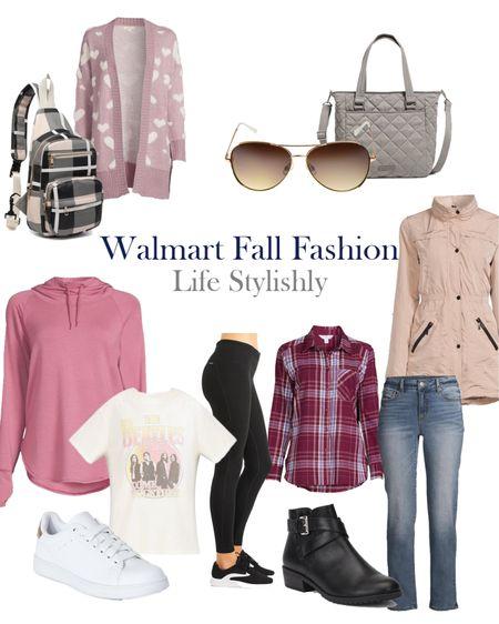 Walmart fashion finds. Soooo many cute items this season  @walmart @walmartfashion #ad #walmartfashion  #LTKunder50 #LTKhome #LTKSeasonal