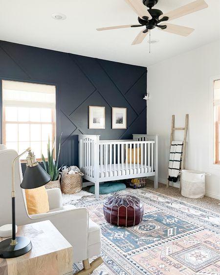 Neutral baby nursery inspo.   #LTKfamily #LTKhome #LTKbaby