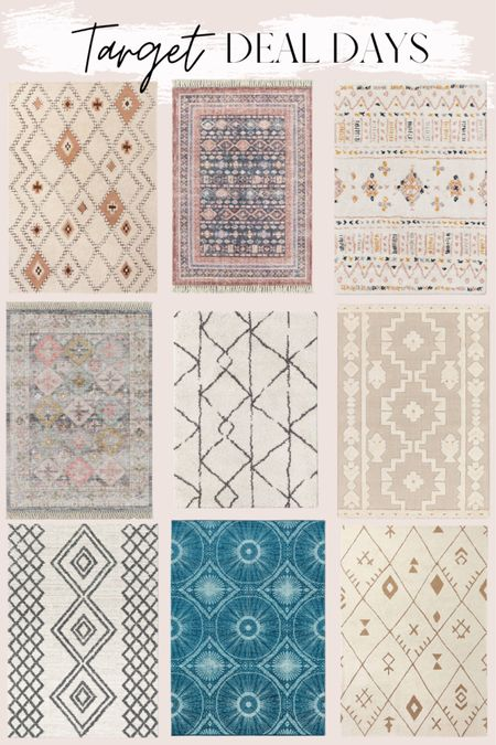Target Deal Days sale on area rugs http://liketk.it/3i628 @liketoknow.it @liketoknow.it.home #liketkit #LTKhome #LTKsalealert #LTKunder100