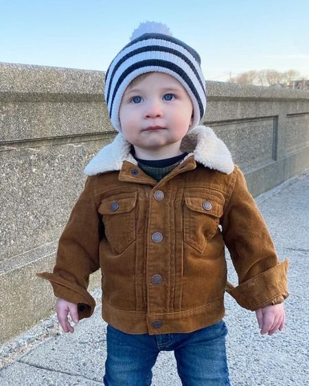 Cutest jacket for a little boy EVER! http://liketk.it/3cf61 #liketkit @liketoknow.it #LTKbaby #LTKfamily #LTKunder100 @liketoknow.it.family
