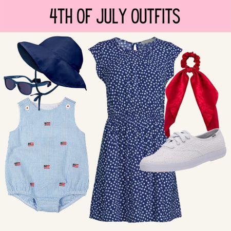 Mom and baby 4th of July outfits http://liketk.it/3ihEo #liketkit @liketoknow.it #LTKunder50 #LTKbaby