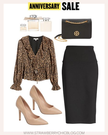 Workwear look styled with Nordstrom Anniversary Sale pieces.   #LTKstyletip #LTKsalealert #LTKworkwear
