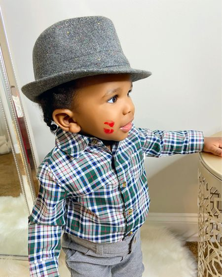 Toddler boy hats. http://liketk.it/362ez #liketkit @liketoknow.it #LTKkids #LTKbaby #LTKbump @liketoknow.it.family @liketoknow.it.brasil @liketoknow.it.europe @liketoknow.it.home You can instantly shop all of my looks by following me on the LIKEtoKNOW.it shopping app