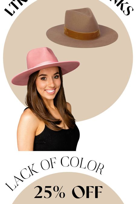 These hats are never on sale! Get them for a great deal!   #LTKDay #LTKunder100 #LTKsalealert