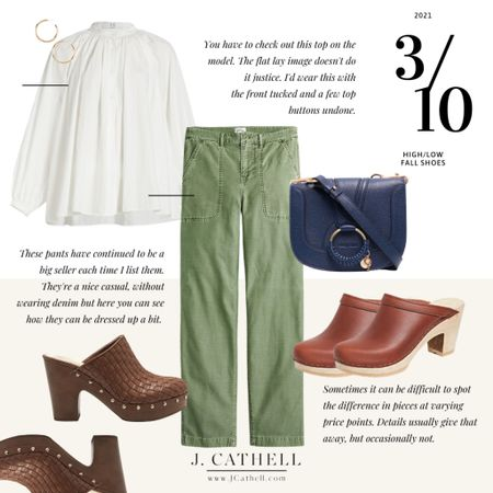 Great style can happen at any price point, so I've done a round up of high and low price points on many of my favorite shoes to wear in the fall. Some are seasonal specific to cooler weather, but a few can be worn year round. Whether you choose to invest or to save, you'll find options in nearly all budgets! Drop a comment below on another category you'd like to see done this way. Handbags? Sweaters? Denim? I'll pick the top request and put something together for y'all!     #LTKstyletip #LTKshoecrush #LTKSeasonal