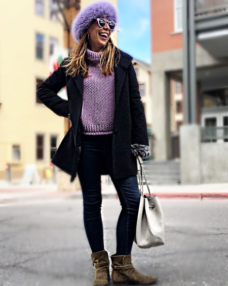 Sharing one of our fav looks from our trip to Park City last week 💜 http://liketk.it/2tOFO #liketkit @liketoknow.it