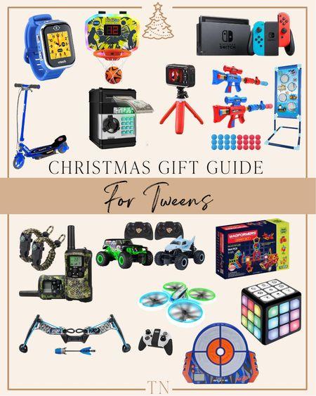 Gift guide for tweens    #LTKkids #LTKHoliday #LTKGiftGuide