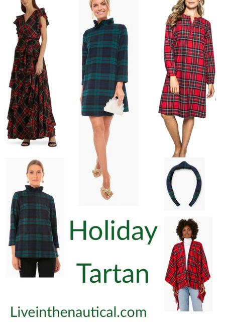 Nothing says Christmas like some Tartan and Plaid! Loving these styles for a festive fashion take this season!  #LTKGiftGuide #LTKCyberweek #LTKHoliday