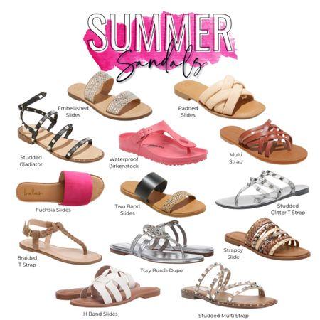 http://liketk.it/3hd4t #liketkit @liketoknow.it #LTKshoecrush #sandals Summer Sandals