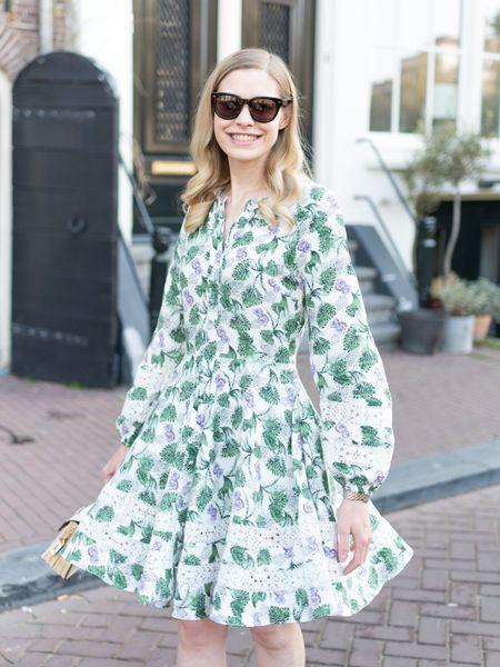 This beautiful dress is on sale now  . . . Summer dress, floral dress, a-line dress, sundress, shirt dress, summer, maje, on sale, sale alert, mini dress, dresses, florals #liketkit @liketoknow.it http://liketk.it/3lo6F   #LTKsalealert #LTKstyletip