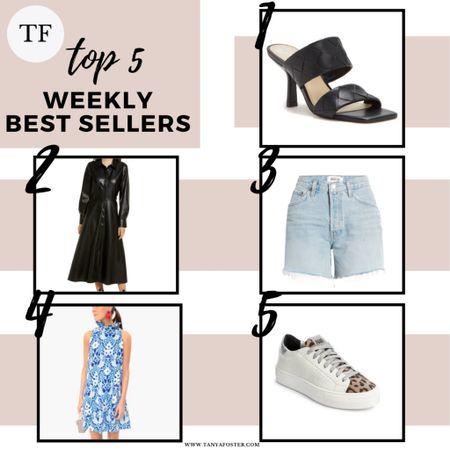 Your weekly best sellers on Tanya Foster blog!    #LTKshoecrush #LTKsalealert #LTKunder100