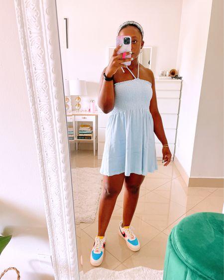 Summer dressing 🌞   #PinksoleOOTD // Shop my posts by following me on the LIKEtoKNOW.it shopping app @pinksole_rach or via LINK IN BIO.   http://liketk.it/3ixFU #liketkit @liketoknow.it #LTKstyletip #LTKunder100