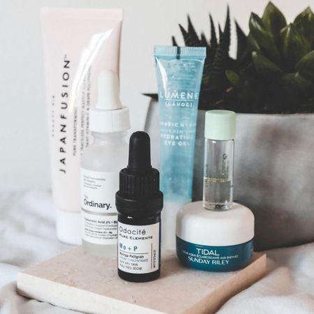Winter skincare routine http://liketk.it/37aG5  cleanser, eye cream, blemish serum, oils , hyaluronic acid, tidal cream @liketoknow.it @liketoknow.it.europe #liketkit #LTKbeauty