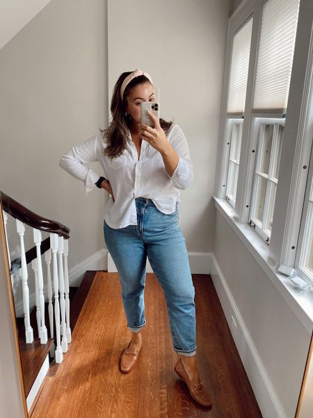 Wearing XL and 31R jeans   #LTKstyletip #LTKcurves #LTKunder100