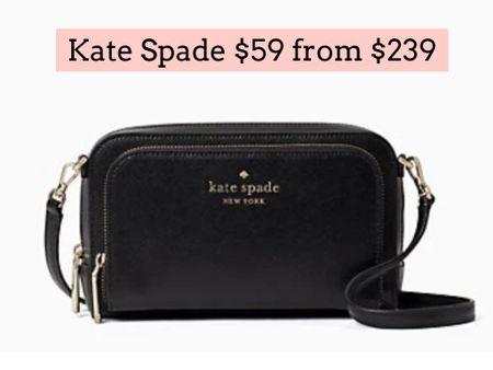 Kate spade crossbody bag on sale   #LTKitbag #LTKunder100 #LTKsalealert