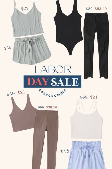 Abercrombie Labor Day sale  #LTKsalealert