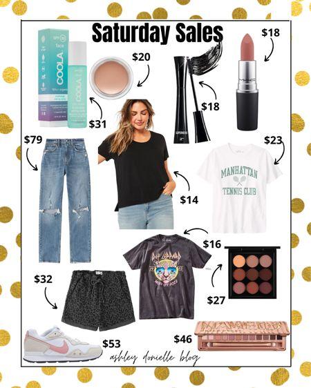 Sales happening this Saturday you don't want to miss! http://liketk.it/3hlFW #liketkit @liketoknow.it #LTKsalealert #LTKbeauty #LTKstyletip
