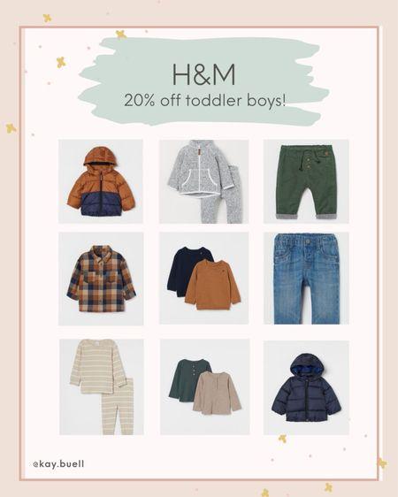 20% off at H&M 💕   #LTKbaby #LTKfamily #LTKkids