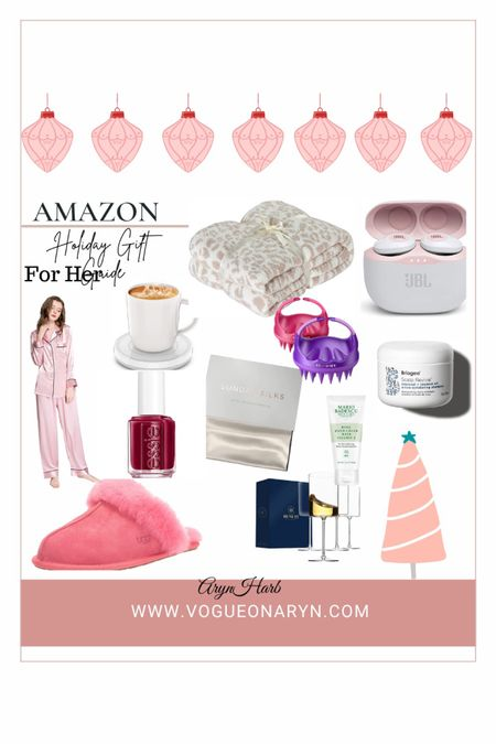 Holiday gift guides , gift ideas for her , amazon gift guides   #LTKHoliday #LTKGiftGuide #LTKunder50