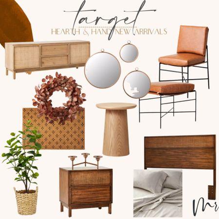 Target hearth and hand new arrivals #homedecor #bedroomdecor #livingroomdecor #targetstyle  #LTKhome #LTKstyletip #LTKunder100