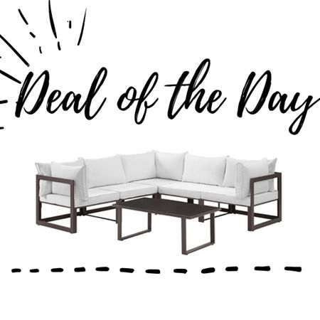 mazon deal Of the day! Outdoor patio furniture! Amazon home finds http://liketk.it/359KT #liketkit @liketoknow.it    #LTKstyletip #LTKfamily #LTKbrasil  Amazon #primeday !! Coming June 20 -June 21