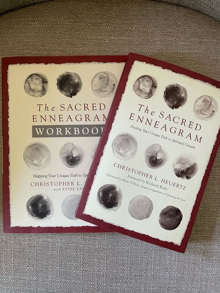 """The two books you'll need for our personal growth project! They are on sale right now too! I'm so excited to work through these with you! 💕  www.bombshellbeads.com use code """"KIM"""" for 20% off!     #LTKSeasonal #LTKsalealert #LTKunder50"""