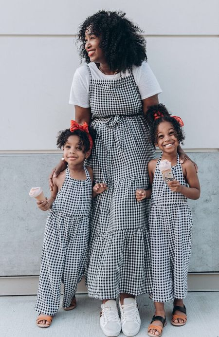I used to get super annoyed when my mother would dress my sister and I in matching outfits. Little did I know I would be doing the same as a mom and LOVING it!!! How can I resist with my 2 little #mini❤️me ? Not only do Annelle & Annora love to dress alike, but they often want me to take part in the fun. Shop these fun @Oldnavy #mommyandme looks via this @liketoknow.it link or you can just screenshot this picture for the app. #sponsored #oldnavystyle http://liketk.it/2vGR5 #liketkit