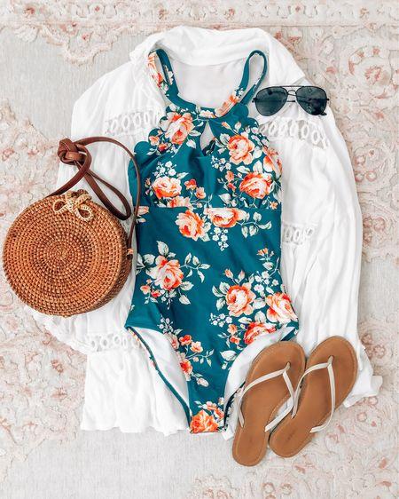 One piece swimsuit 30% off fits TTS http://liketk.it/3i6kY #liketkit @liketoknow.it  Amazon prime day Amazon prime deals Amazon swim