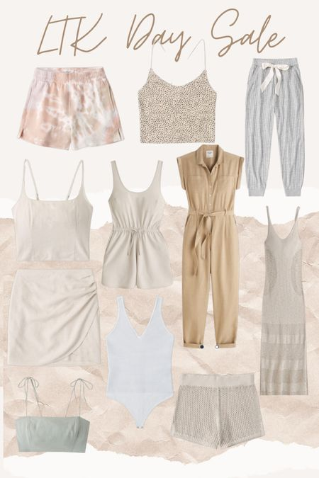 #LTKday sale, summer outfits. Everything typically runs tts!   #LTKSeasonal #LTKunder50 #LTKstyletip