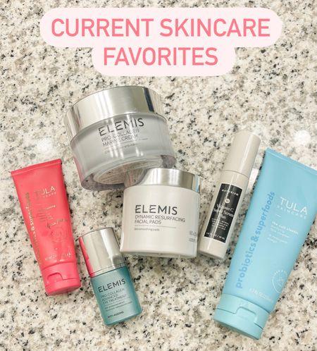 Current skincare favorites! Use SARAH JOY for 15% off Tula.   #LTKunder50 #LTKbeauty