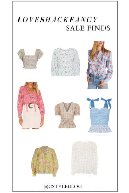LoveShackFancy sale finds   #LTKsalealert #LTKstyletip