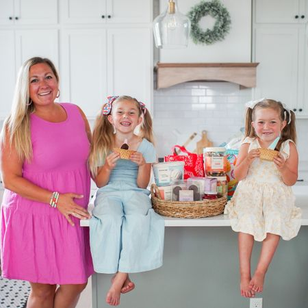 """Who's ready for the constant """"Mom, can I have a snack"""" questions now that Summer is here?!? I just stocked up on Favorite Day, the brand new grocery line exclusive to @target! They not only have our favorite trail mix we love to snack on, they also have baked goods, ice cream, and so many other items! You'll want to stock up your kitchen with these tasty treats for sure. 🍦🍪🧁🥐  You're guaranteed to love Favorite Day or you'll get your money back! Stop by your local Target or use pickup/drive up to grab your favorites!   http://liketk.it/3gZAm #liketkit @liketoknow.it @liketoknow.it.family @liketoknow.it.home   You can instantly shop all of my looks by following me on the LIKEtoKNOW.it shopping app"""