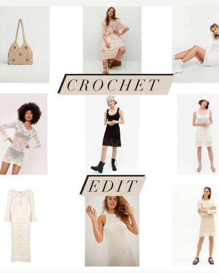 @liketoknow.it #liketkit http://liketk.it/3hstE crochet dress edit mini dress