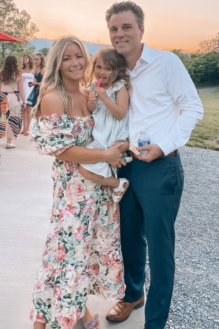 So many questions on this floral midi dress, which is perfect for a wedding!  I'm linking all of my favorite puff sleeve dresses you can wear to a wedding! Summer dress, wedding guest  http://liketk.it/3h0a5 @liketoknow.it #liketkit #ltkseasonal #LTKwedding #LTKstyletip #LTKunder100