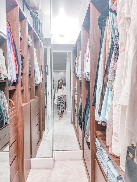 There are 3 things going on here: 1) carpet in the closet 🤗 2) @brookecarriehil getting her own space 3) quality > quantity . . . .  http://liketk.it/34mqR #liketkit @liketoknow.it #LTKhome #LTKunder50   #organize #organized #organization #homeorganization #closetorganization #closet #walkincloset #closetgoals #dreamcloset #organizedcloset #beforeandafter #before #after #bags #chanel #gucci #hermes #birkin