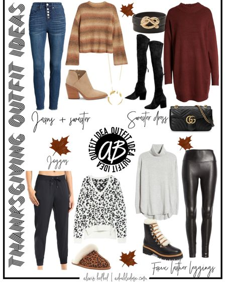 Thanksgiving outfit ideas http://liketk.it/30Vt5 #liketkit @liketoknow.it #LTKunder50 #LTKunder100 #LTKsalealert