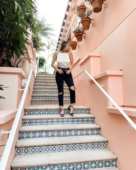 These Target style shoes with these Abercrombie mom jeans are comfortable and perfect for date night or brunch! http://liketk.it/3aHJ3 @liketoknow.it #liketkit #LTKSpringSale #LTKfit #LTKunder100