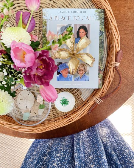 A few spring home decor accessories around the house including mint julep cups as vases, must-have coffee table books, and more http://liketk.it/3buhi @liketoknow.it #liketkit #LTKunder100 #LTKstyletip #LTKhome