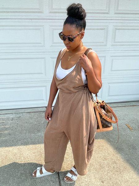 Urban Outfitters Cozy Jumpsuit    #LTKsalealert