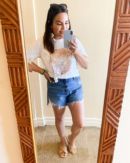 Day 4 of our vacation and we are going to go exploring the older more historic places in town.  This tee is super soft and you can save 10% when you use my code: NMB10. http://liketk.it/3j2JI #liketkit @liketoknow.it