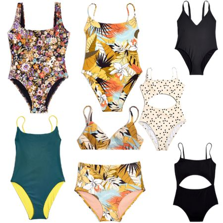 Madewell Swim. Save $25 off orders of $125+ when you shop through the LTK app.     #LTKswim #LTKDay #LTKunder50