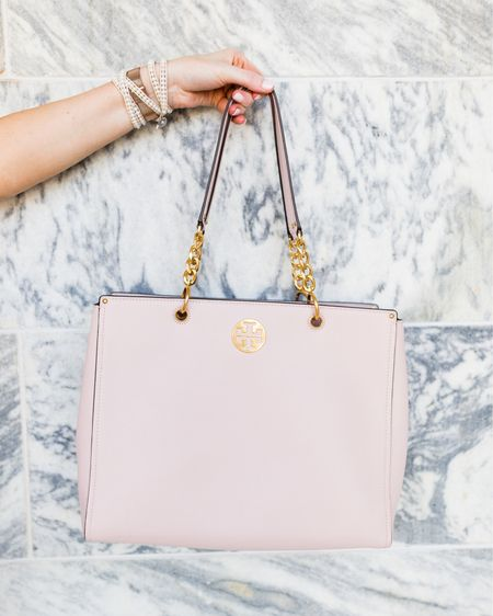Y'all I found the Tory Burch tote bag from the Nordstrom anniversary sale back and 50% off! http://liketk.it/2Qgoo #liketkit @liketoknow.it #LTKsalealert #LTKitbag  #toryburchbagonsale