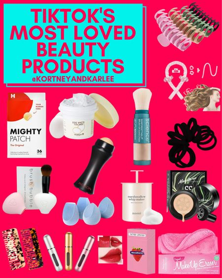 TikTok's Most Loved Beauty Products from Amazon!!!  Amazon beauty | amazon beauty favorites | amazon beauty finds | amazon beauty essentials | amazon beauty lover favorites | beauty amazon favorites | amazon beauty faves | amazon skincare | amazon beauty must haves | skincare favorites | amazon skincare favorites | amazon makeup | amazon makeup favorites | the best of amazon makeup | makeup must haves | amazon makeup must haves | Kortney and Karlee | #kortneyandkarlee #LTKunder50 #LTKunder100 #LTKsalealert #LTKhome #LTKstyletip #LTKSeasonal #LTKtravel #LTKbeauty @liketoknow.it #liketkit